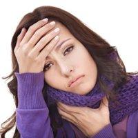 Плохое самочувствие и боль в горле