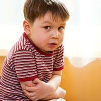 Скрутило живот у ребенка. Признак дизентерии