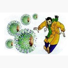 Инфекция передающаяся воздушно капельным путем