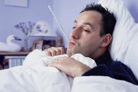 В постели с градусником