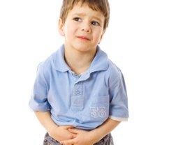Дискомфорт в животе у ребенка