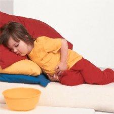Рвота и тошнота у ребенка